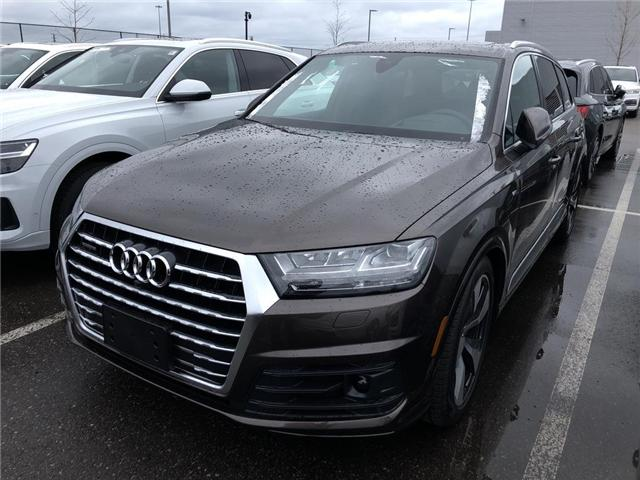 2019 Audi Q7 55 Technik (Stk: 50567) in Oakville - Image 1 of 5