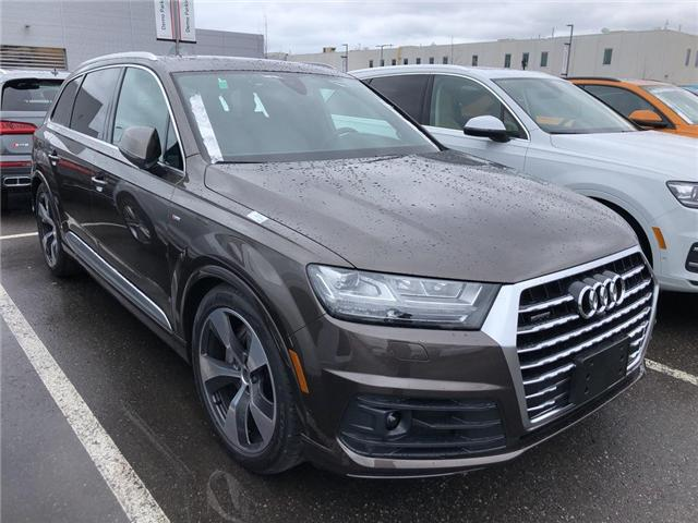 2019 Audi Q7 55 Technik (Stk: 50567) in Oakville - Image 3 of 5