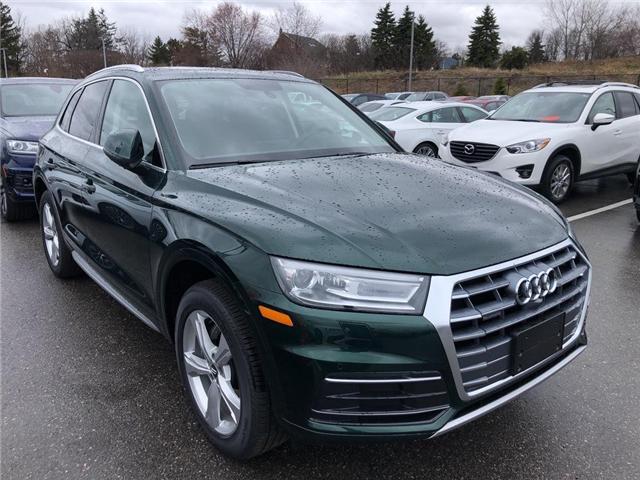 2019 Audi Q5 45 Progressiv (Stk: 50563) in Oakville - Image 3 of 5