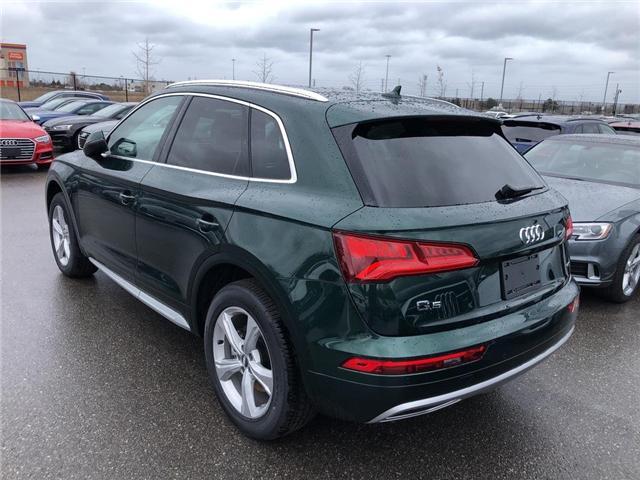 2019 Audi Q5 45 Progressiv (Stk: 50563) in Oakville - Image 5 of 5