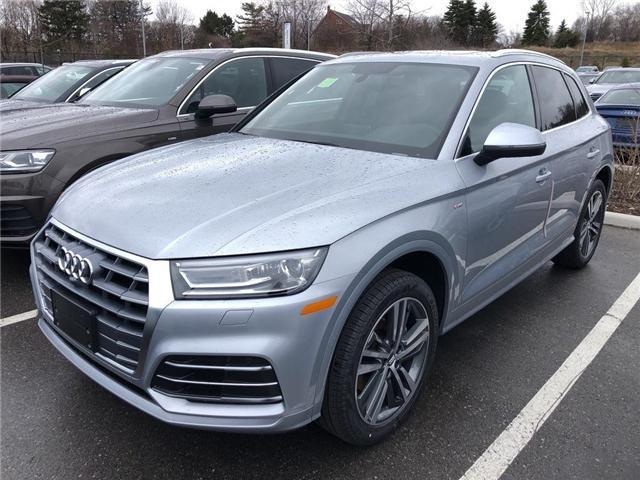 2019 Audi Q5 45 Progressiv (Stk: 50570) in Oakville - Image 1 of 5