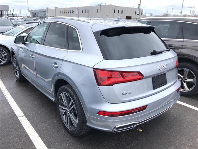 2019 Audi Q5 45 Progressiv (Stk: 50570) in Oakville - Image 4 of 5