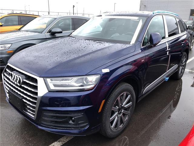 2019 Audi Q7 55 Progressiv (Stk: 50596) in Oakville - Image 1 of 5