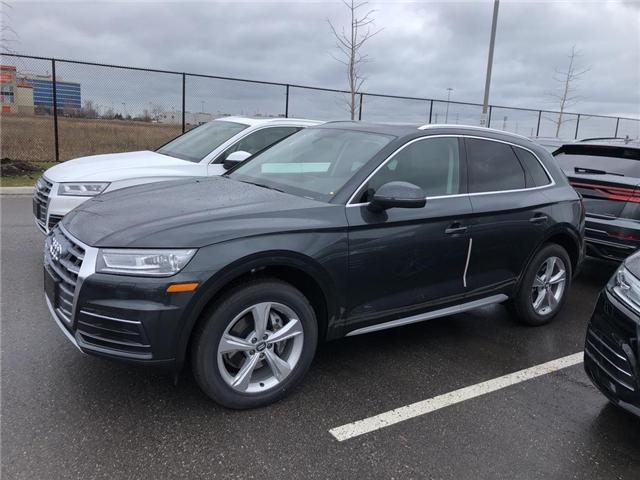 2019 Audi Q5 45 Progressiv (Stk: 50595) in Oakville - Image 2 of 5