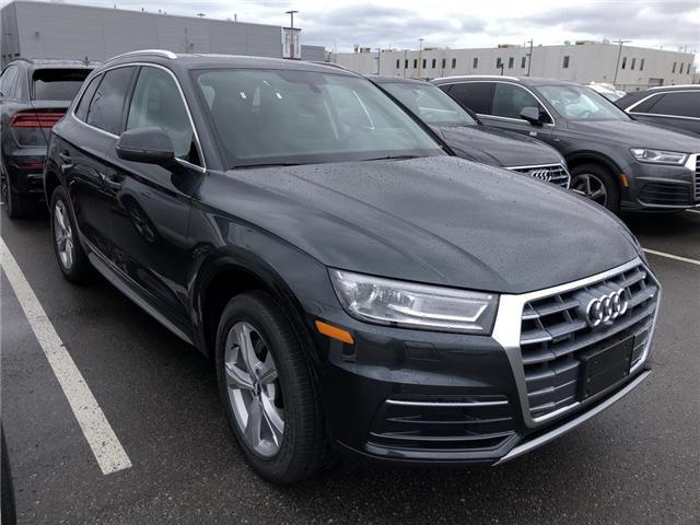 2019 Audi Q5 45 Progressiv (Stk: 50595) in Oakville - Image 5 of 5