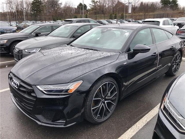 2019 Audi A7 55 Technik (Stk: 50598) in Oakville - Image 1 of 5