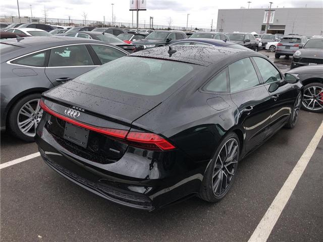 2019 Audi A7 55 Technik (Stk: 50598) in Oakville - Image 4 of 5