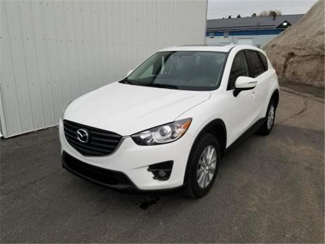 2016 Mazda CX-5 GS (Stk: 1221) in Alma - Image 1 of 11