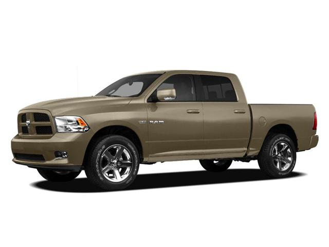2009 Dodge Ram 1500  (Stk: 19R19957A) in Devon - Image 2 of 2