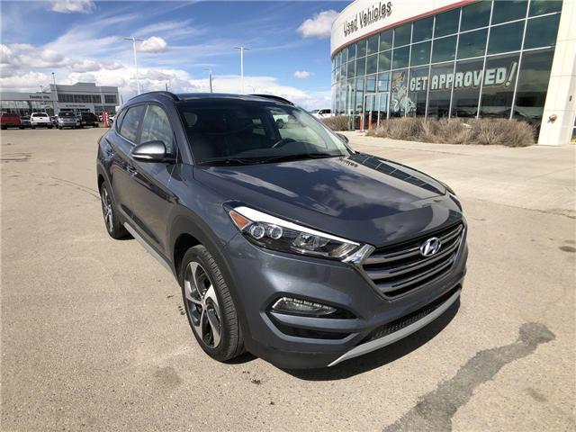2017 Hyundai Tucson  (Stk: 294044) in Calgary - Image 1 of 18