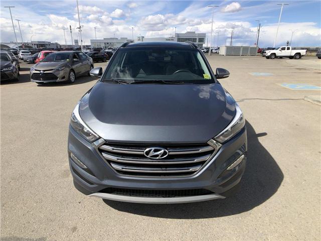 2017 Hyundai Tucson  (Stk: 294044) in Calgary - Image 2 of 18