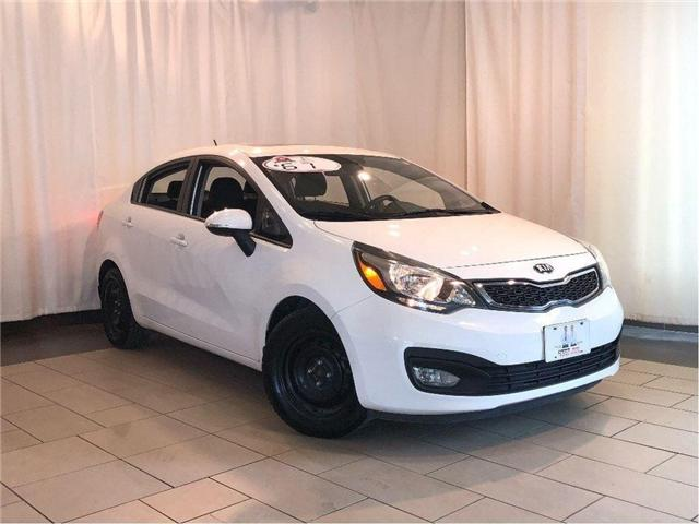 2015 Kia Rio EX Auto | Clean Carfax | Alloys | A/C (Stk: 38694) in Toronto - Image 1 of 29
