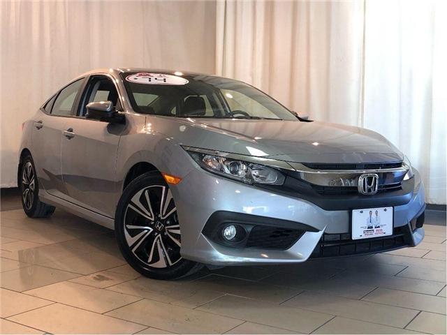 2017 Honda Civic EX-T w/ Honda Sensing   1 Owner   Clean Carfax (Stk: 38644) in Toronto - Image 1 of 29
