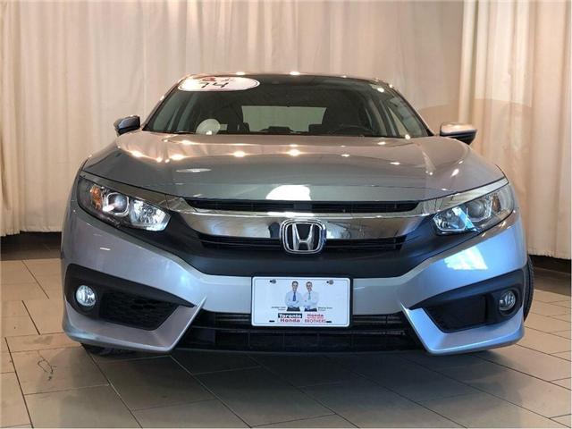 2017 Honda Civic EX-T w/ Honda Sensing   1 Owner   Clean Carfax (Stk: 38644) in Toronto - Image 2 of 29