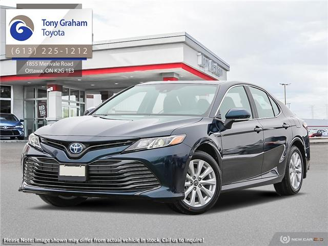 2019 Toyota Camry Hybrid LE (Stk: 58095) in Ottawa - Image 1 of 23