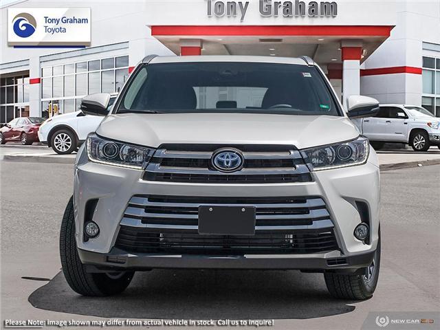 2019 Toyota Highlander Hybrid XLE (Stk: 58094) in Ottawa - Image 2 of 23