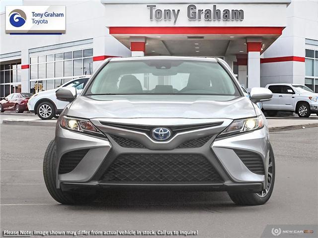 2019 Toyota Camry Hybrid SE (Stk: 58087) in Ottawa - Image 2 of 23