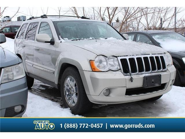 2008 Jeep Grand Cherokee Limited (Stk: 217209) in Milton - Image 1 of 9