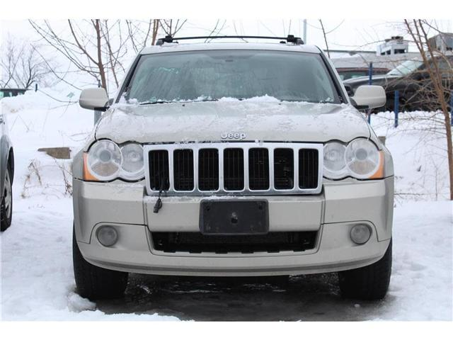 2008 Jeep Grand Cherokee Limited (Stk: 217209) in Milton - Image 2 of 9