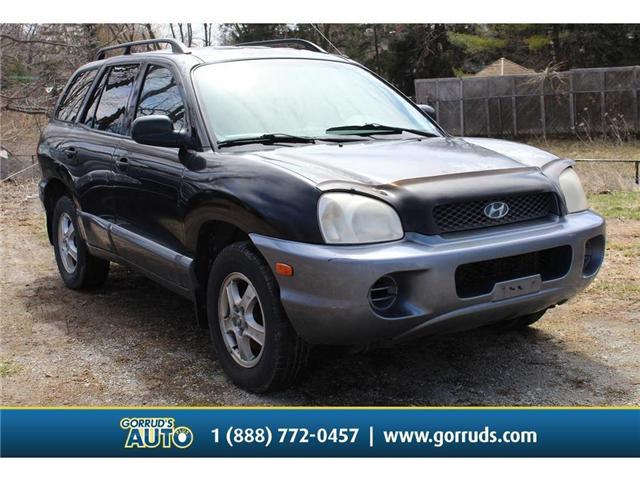 2004 Hyundai Santa Fe GL (Stk: 745756) in Milton - Image 1 of 13