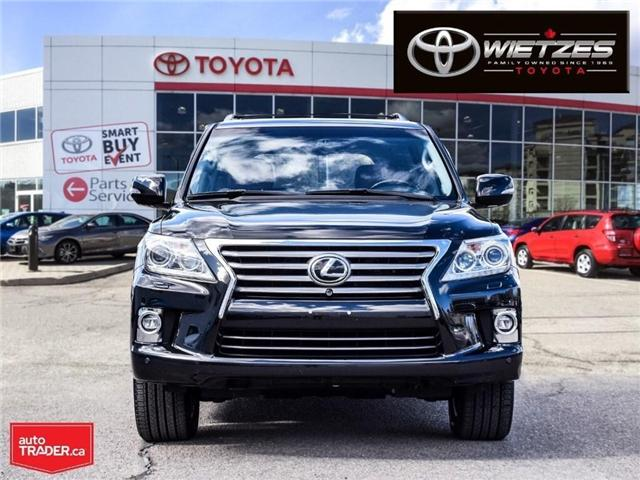 2014 Lexus LX 570 Base (Stk: U1538A) in Vaughan - Image 2 of 30