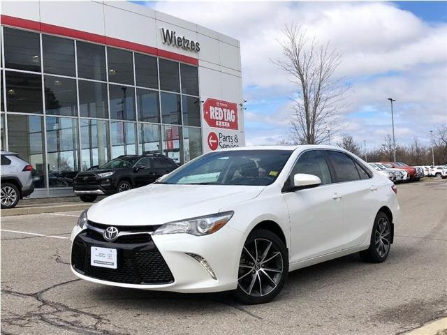 2016 Toyota Camry XSE (Stk: U2462) in Vaughan - Image 1 of 21