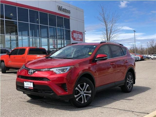 2016 Toyota RAV4 LE (Stk: U2446) in Vaughan - Image 1 of 20