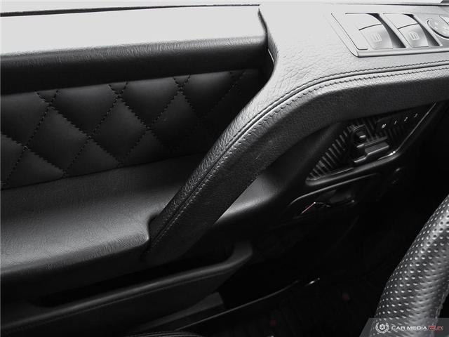 2016 Mercedes-Benz AMG G Base (Stk: 19MSC138) in Mississauga - Image 17 of 27