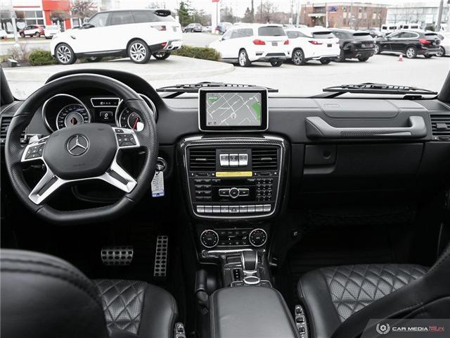 2016 Mercedes-Benz AMG G Base (Stk: 19MSC138) in Mississauga - Image 25 of 27