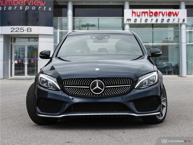 2016 Mercedes-Benz C-Class Base (Stk: 19MSC095) in Mississauga - Image 2 of 27
