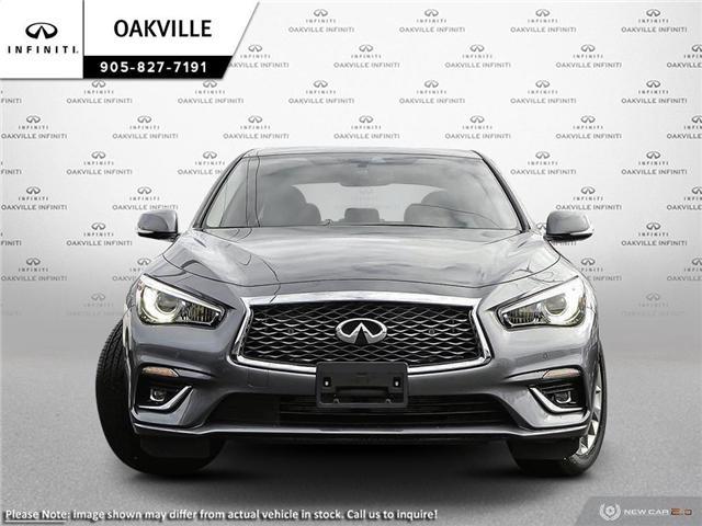 2019 Infiniti Q50 3.0t LUXE (Stk: Q19101) in Oakville - Image 2 of 23