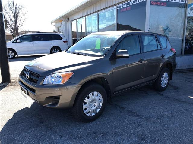 2010 Toyota RAV4 Base (Stk: U30618) in Goderich - Image 1 of 13