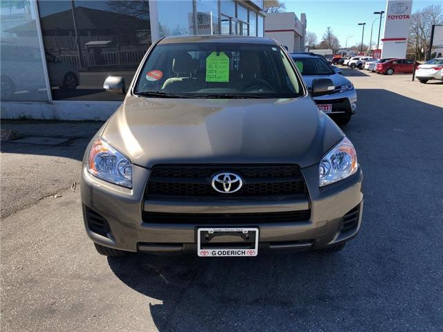 2010 Toyota RAV4 Base (Stk: U30618) in Goderich - Image 2 of 13