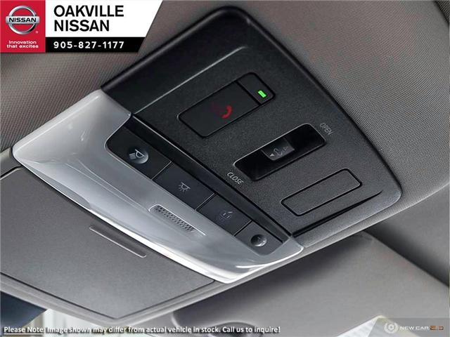 2019 Nissan Altima 2.5 Platinum (Stk: AL19000) in Oakville - Image 19 of 23