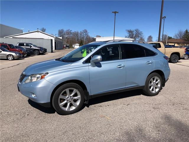 2010 Lexus RX 350 Base (Stk: U02119) in Goderich - Image 1 of 21