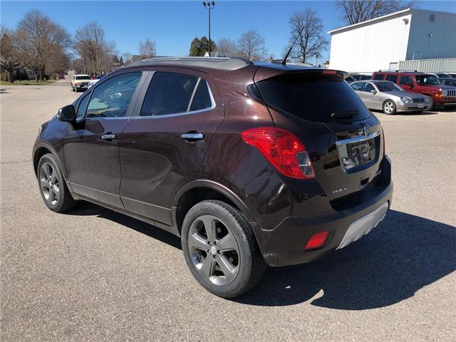 2014 Buick Encore Leather (Stk: U05319) in Goderich - Image 2 of 11