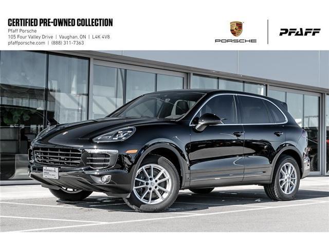627dc733bd17 2018 Porsche Cayenne w  Tip (Stk  U7798) in Vaughan - Image 1