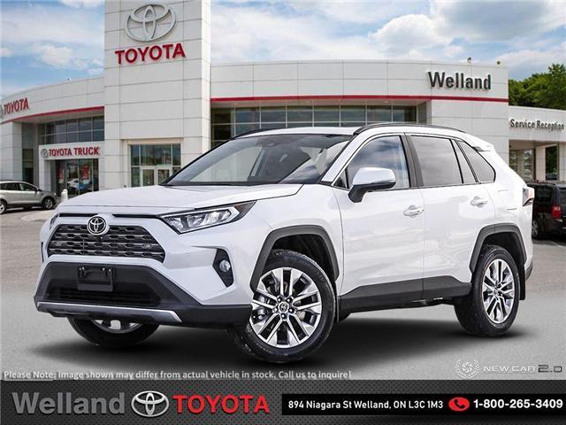 2019 Toyota RAV4 Limited (Stk: RAV6486) in Welland - Image 1 of 24