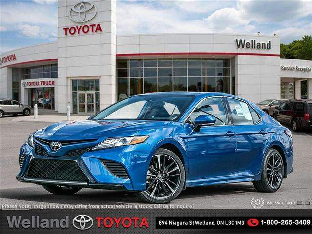 2019 Toyota Camry XSE (Stk: CAM6493) in Welland - Image 1 of 22
