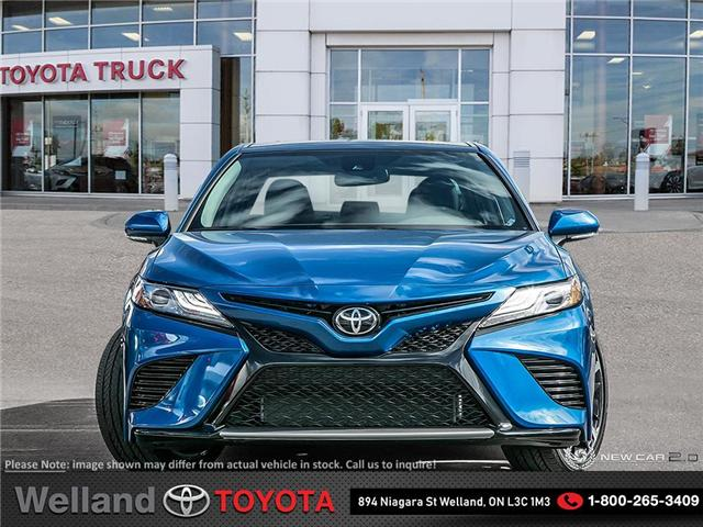 2019 Toyota Camry XSE (Stk: CAM6493) in Welland - Image 2 of 22