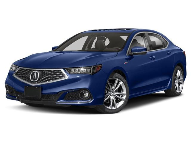 2019 Acura TLX Tech A-Spec (Stk: K802478) in Brampton - Image 1 of 9