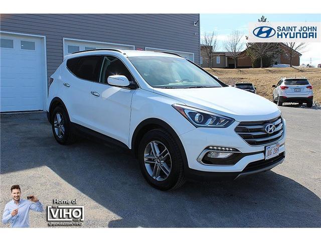 2018 Hyundai Santa Fe Sport  (Stk: U2121) in Saint John - Image 1 of 21
