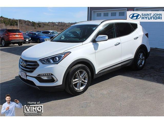 2018 Hyundai Santa Fe Sport  (Stk: U2121) in Saint John - Image 2 of 21