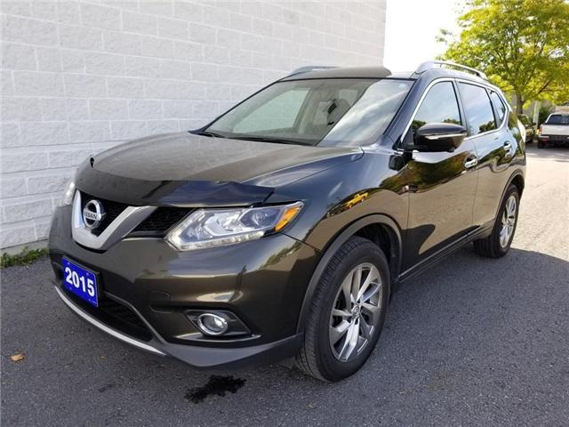 2015 Nissan Rogue  (Stk: 19055A) in Kingston - Image 2 of 28