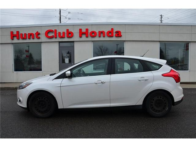 2013 Ford Focus Titanium (Stk: 7091A) in Gloucester - Image 1 of 28