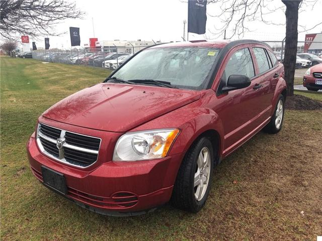 2008 Dodge Caliber SXT (Stk: 197526A) in Burlington - Image 1 of 5
