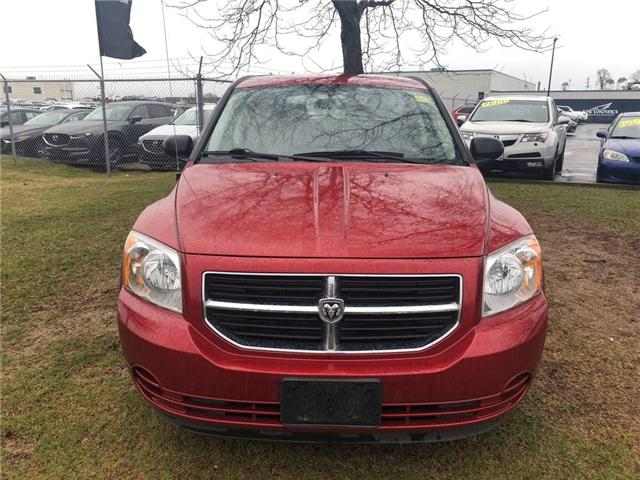 2008 Dodge Caliber SXT (Stk: 197526A) in Burlington - Image 2 of 5