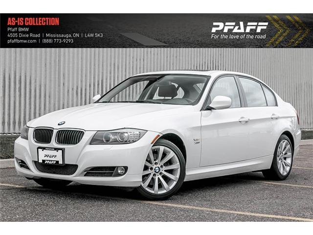 2011 BMW 328i xDrive (Stk: U5405) in Mississauga - Image 1 of 22