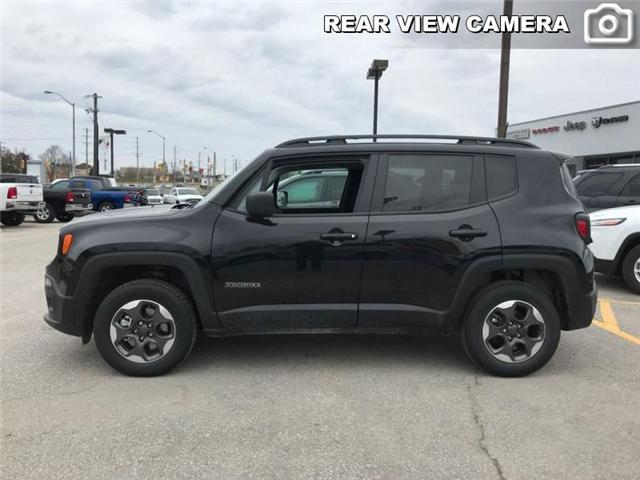 2018 Jeep Renegade Sport (Stk: S17668) in Newmarket - Image 2 of 20