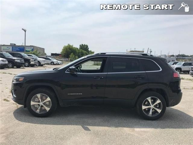 2019 Jeep Cherokee Limited (Stk: J18165) in Newmarket - Image 2 of 20